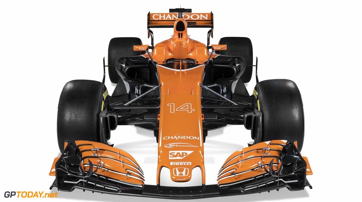 McLaren wants title sponsor in 2018