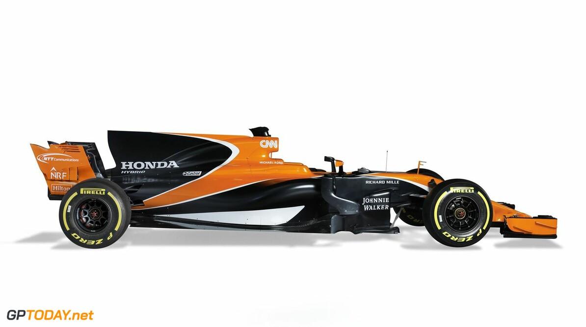 FOTO: Zoals verwacht: oranje livery MCL32 van McLaren