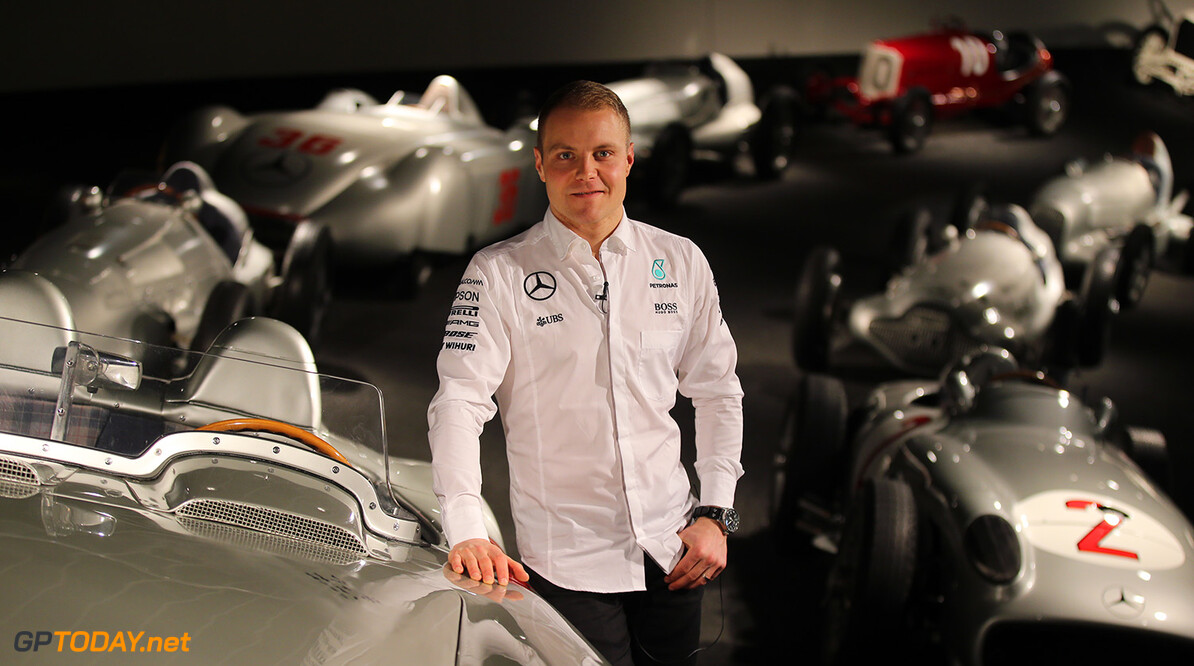 Valtteri Bottas happy as Mercedes keeps 'options open'