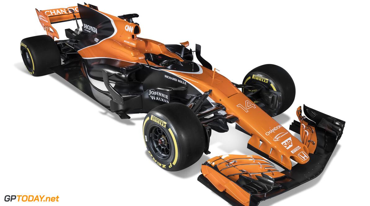 Meer budget voor McLaren in 2017