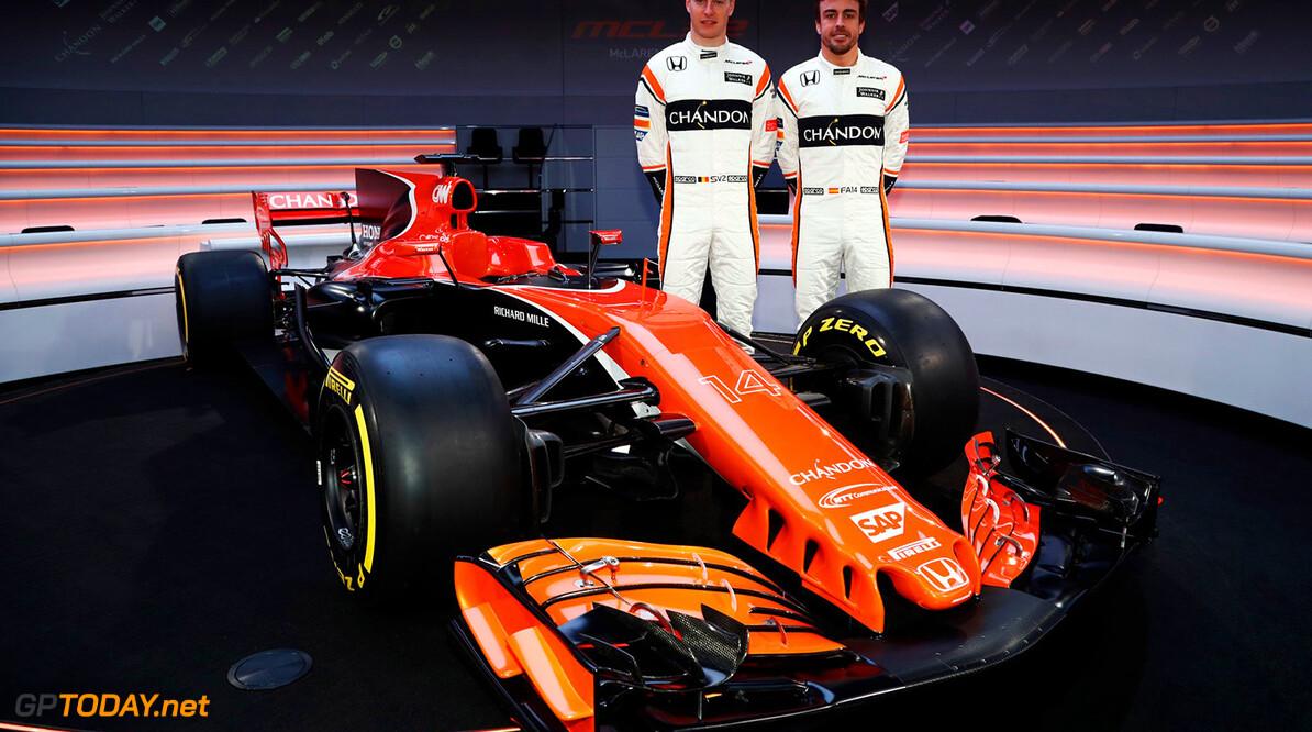 McLaren kondigt schema voor de eerste test aan