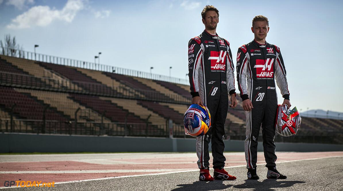"""Grosjean: """"Magnussen my best teammate since Alonso"""""""
