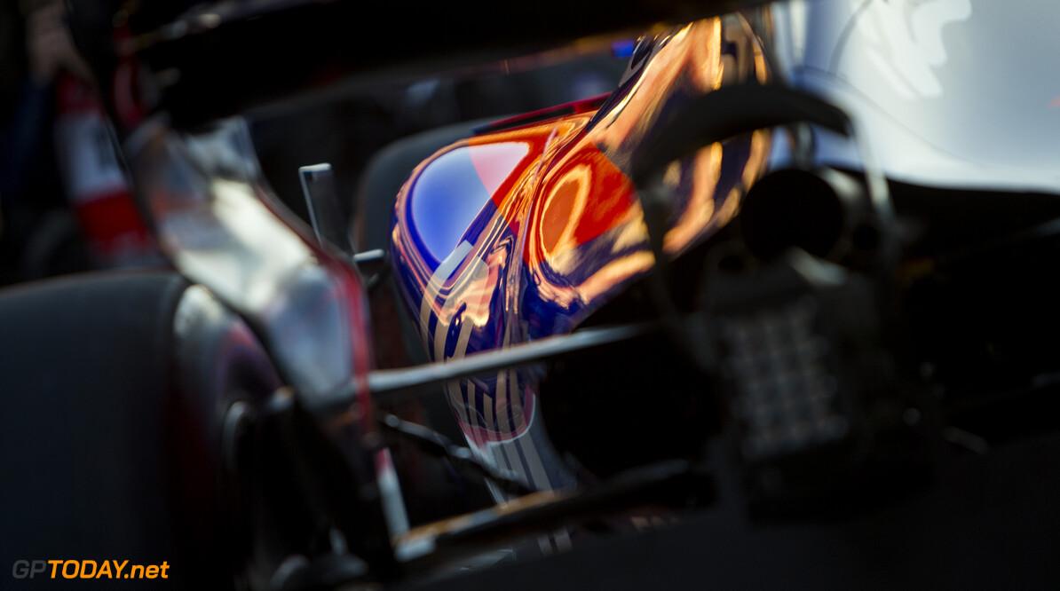 170226RF32737 Barcelona, Spain - 26 February 2017: Scuderia Toro Rosso during Formula 1 Pre-Season Testing 2017 at Circuit de Barcelona-Catalunya, Barcelona, Spain. Formula 1 Pre-Season Testing 2017 Ronald Fleurbaaij Barcelona Spain  Barcelona Spain Formula 1 Pre-Season Testing 2017 Circuit de Barcelona-Catalunya Sports