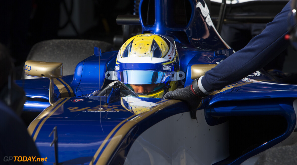 170227RF33100 Barcelona, Spain - 27 February 2017: #9 Marcus Ericsson (SWE), Sauber F1 Team, during Formula 1 Pre-Season Testing 2017 at Circuit de Barcelona-Catalunya, Barcelona, Spain. Formula 1 Pre-Season Testing 2017 Ronald Fleurbaaij Barcelona Spain  Barcelona Spain Formula 1 Pre-Season Testing 2017 Circuit de Barcelona-Catalunya Sports