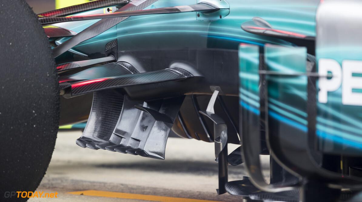 170228RF22104 Barcelona, Spain - 28 February 2017: Mercedes AMG Petronas Motorsport during Formula 1 Pre-Season Testing 2017 at Circuit de Barcelona-Catalunya, Barcelona, Spain. Formula 1 Pre-Season Testing 2017 Ronald Fleurbaaij Barcelona Spain  Barcelona Spain Formula 1 Pre-Season Testing 2017 Circuit de Barcelona-Catalunya Sports