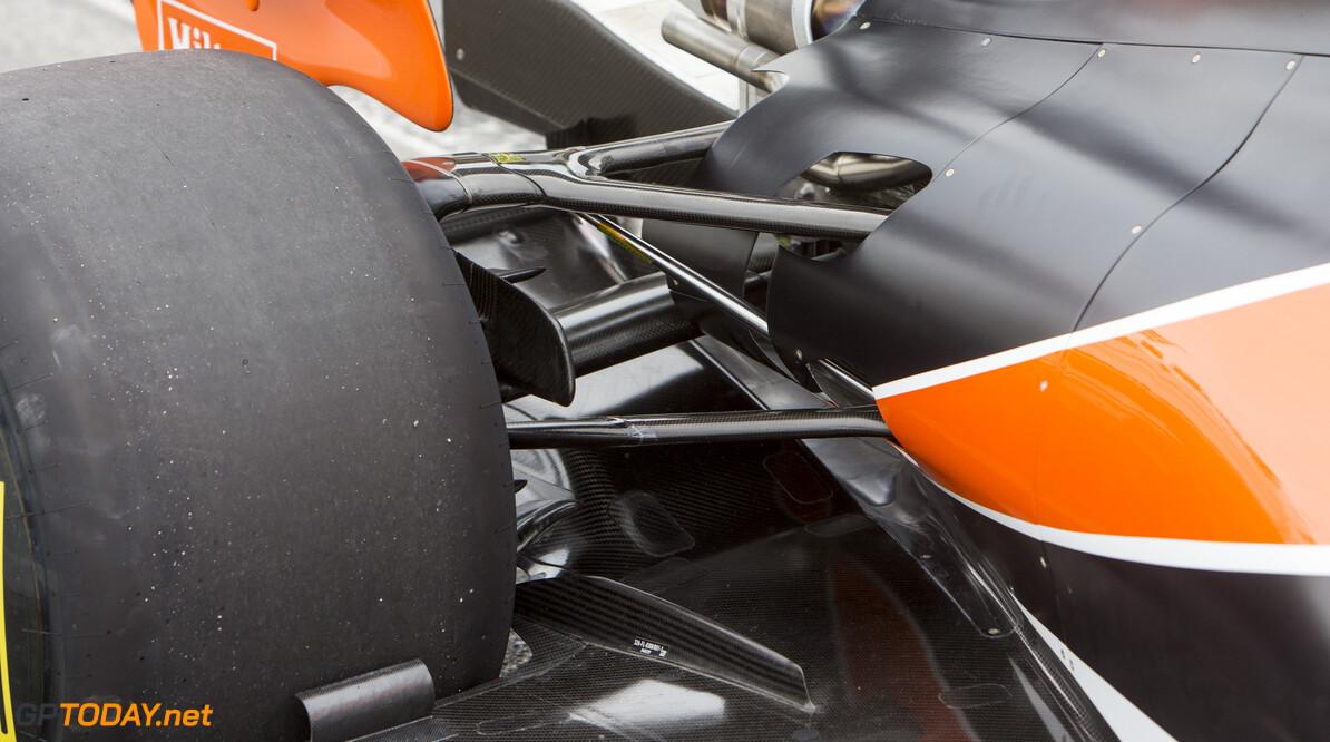 170228RF33258 Barcelona, Spain - 28 February 2017: McLaren Honda Formula 1 Team during Formula 1 Pre-Season Testing 2017 at Circuit de Barcelona-Catalunya, Barcelona, Spain. Formula 1 Pre-Season Testing 2017 Ronald Fleurbaaij Barcelona Spain  Barcelona Spain Formula 1 Pre-Season Testing 2017 Circuit de Barcelona-Catalunya Sports