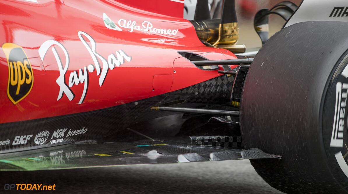 Concurrentie verdenkt Ferrari van buigende onderdelen