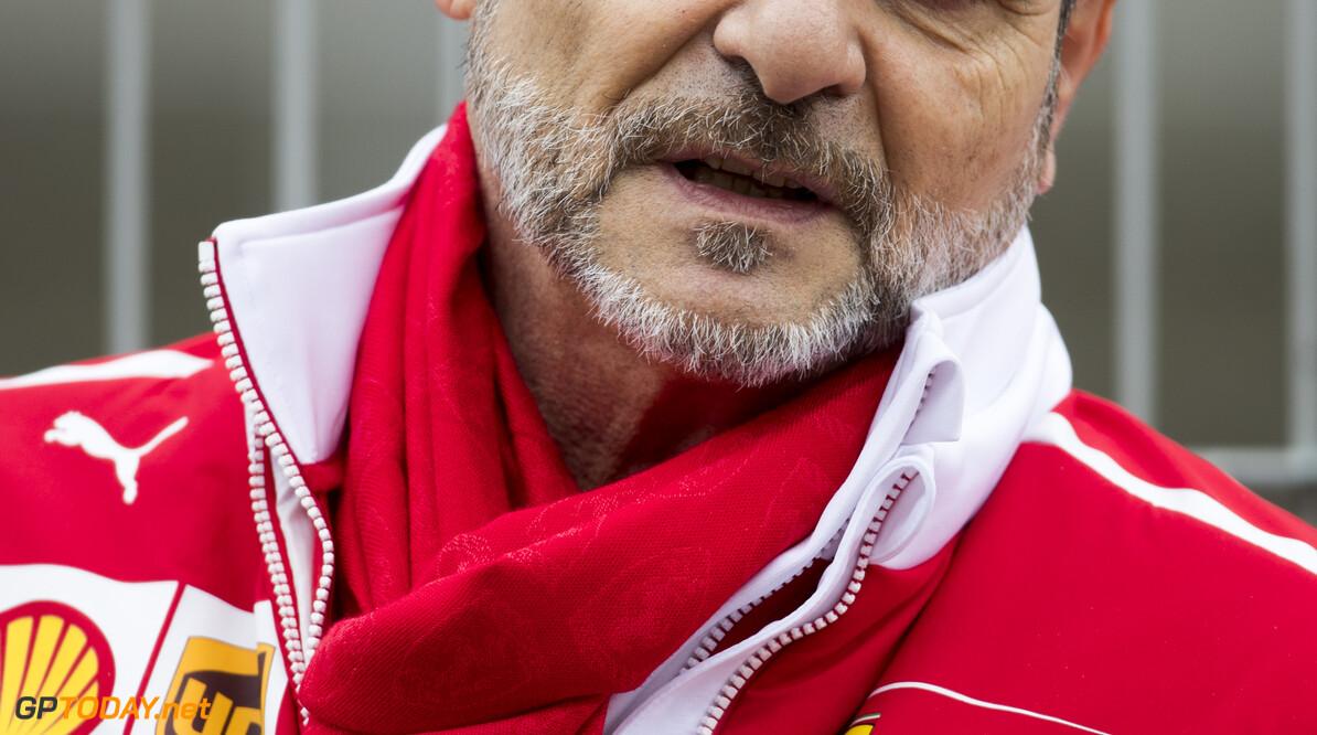 170228RF22127 Barcelona, Spain - 28 February 2017: Scuderia Ferrari Team Principal Maurizio Arrivabene during Formula 1 Pre-Season Testing 2017 at Circuit de Barcelona-Catalunya, Barcelona, Spain. Formula 1 Pre-Season Testing 2017 Ronald Fleurbaaij Barcelona Spain  Barcelona Spain Formula 1 Pre-Season Testing 2017 Circuit de Barcelona-Catalunya Sports