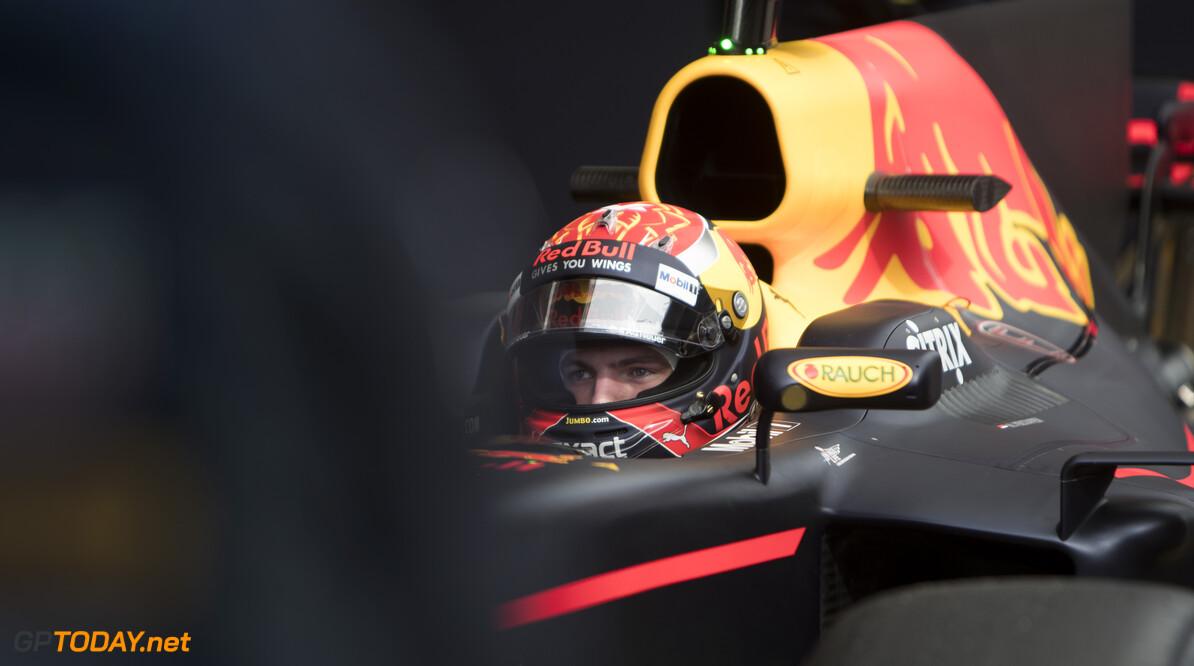 170228RF23295 Barcelona, Spain - 28 February 2017: #33 Max Verstappen (NLD), Red Bull Racing, during Formula 1 Pre-Season Testing 2017 at Circuit de Barcelona-Catalunya, Barcelona, Spain. Formula 1 Pre-Season Testing 2017 Ronald Fleurbaaij Barcelona Spain  Barcelona Spain Formula 1 Pre-Season Testing 2017 Circuit de Barcelona-Catalunya Sports
