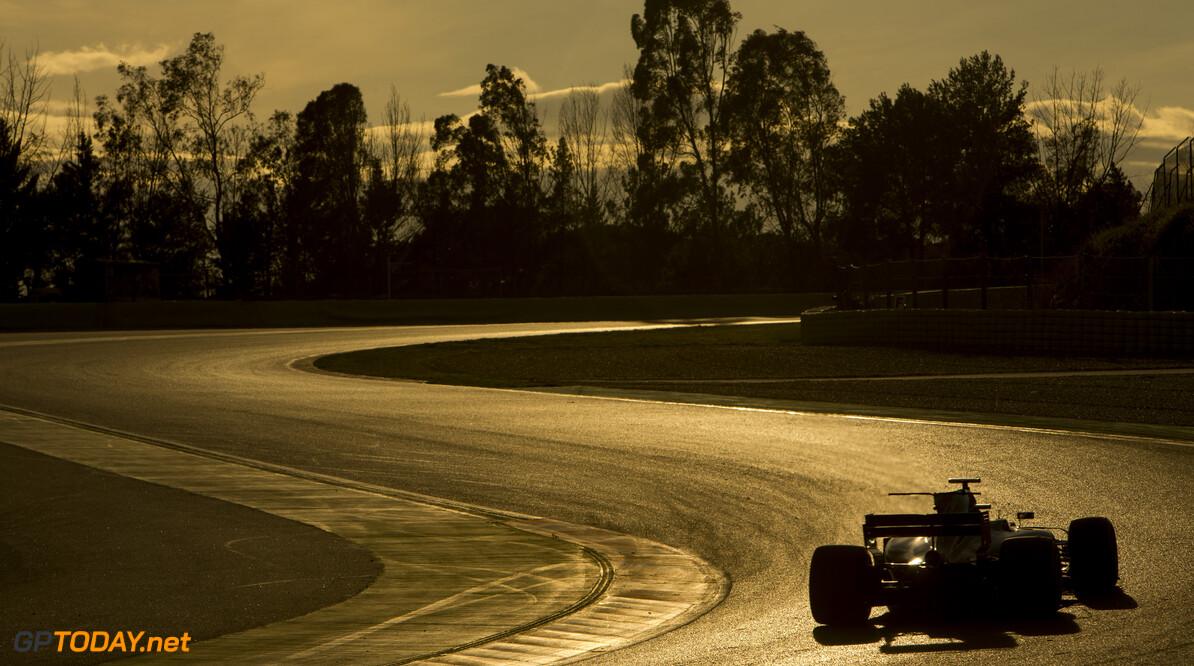 170228RF33464 Barcelona, Spain - 28 February 2017: #20 Kevin Magnussen (DNK), Haas F1 Team, during Formula 1 Pre-Season Testing 2017 at Circuit de Barcelona-Catalunya, Barcelona, Spain. Formula 1 Pre-Season Testing 2017 Ronald Fleurbaaij Barcelona Spain  Barcelona Spain Formula 1 Pre-Season Testing 2017 Circuit de Barcelona-Catalunya Sports