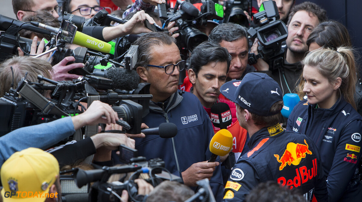 """Kai Ebel: """"F1-coureurs zijn te statisch met de media"""""""