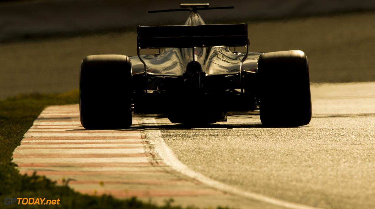 170228RF23432 Barcelona, Spain - 28 February 2017: #20 Kevin Magnussen (DNK), Haas F1 Team, during Formula 1 Pre-Season Testing 2017 at Circuit de Barcelona-Catalunya, Barcelona, Spain. Formula 1 Pre-Season Testing 2017 Ronald Fleurbaaij Barcelona Spain  Barcelona Spain Formula 1 Pre-Season Testing 2017 Circuit de Barcelona-Catalunya Sports