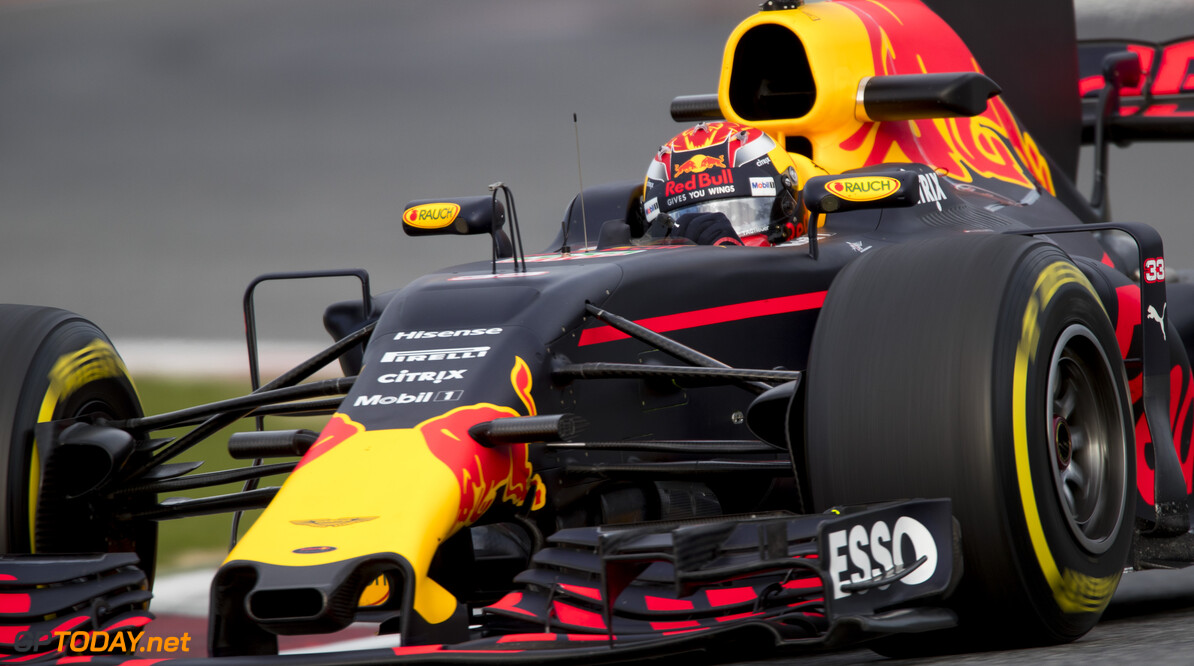 Red Bull Racing werkt volledige testprogramma af