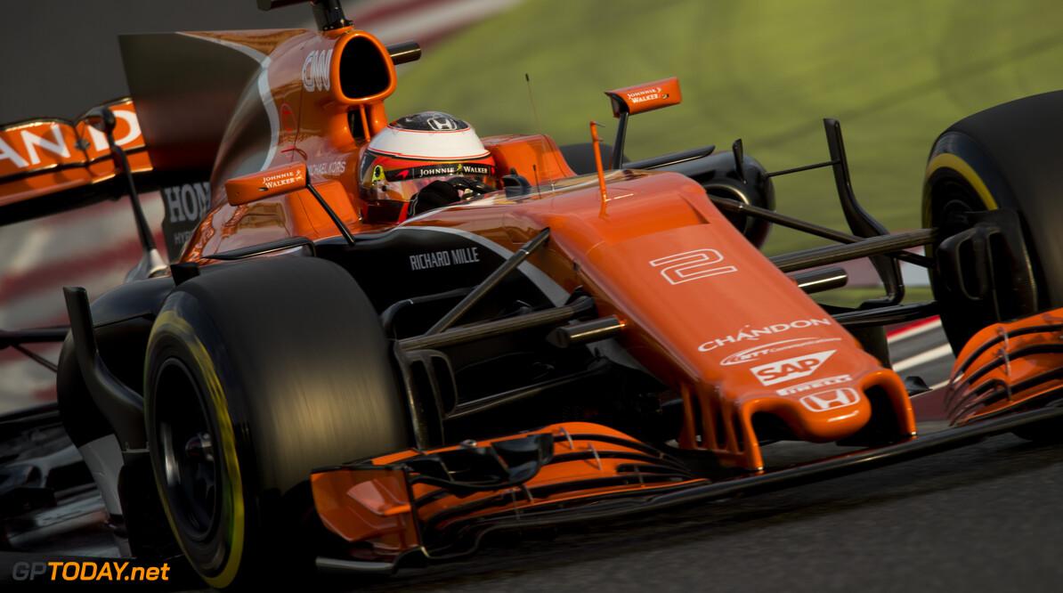 Vandoorne opent de tweede test namens McLaren