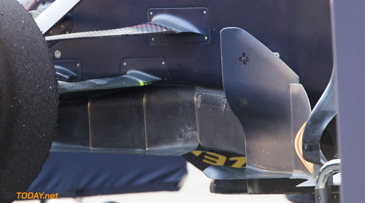 170302RF26358 Barcelona, Spain - 02 March 2017: Red Bull Racing during Formula 1 Pre-Season Testing 2017 at Circuit de Barcelona-Catalunya, Barcelona, Spain. Formula 1 Pre-Season Testing 2017 Ronald Fleurbaaij Barcelona Spain  Barcelona Spain Formula 1 Pre-Season Testing 2017 Circuit de Barcelona-Catalunya Sports