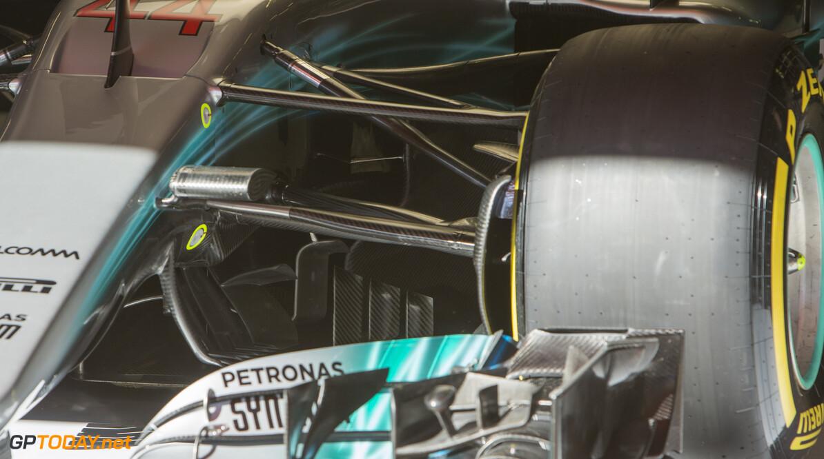 170307RF34288 Barcelona, Spain - 07 March 2017: Mercedes AMG Petronas Motorsport during Formula 1 Pre-Season Testing 2017 at Circuit de Barcelona-Catalunya, Barcelona, Spain. Formula 1 Pre-Season Testing 2017 Ronald Fleurbaaij Barcelona Spain  Barcelona Spain Formula 1 Pre-Season Testing 2017 Circuit de Barcelona-Catalunya Sports
