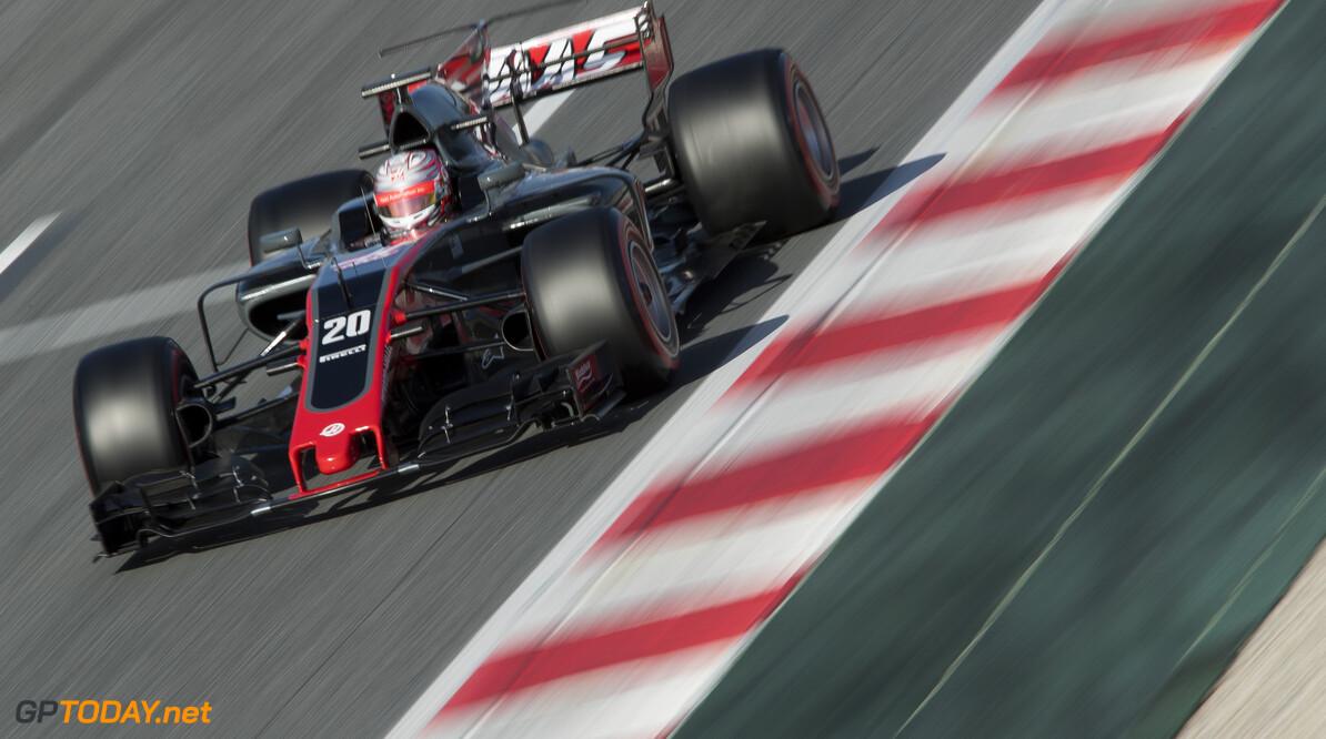 'Intense' midfield battle in 2017 - Haas