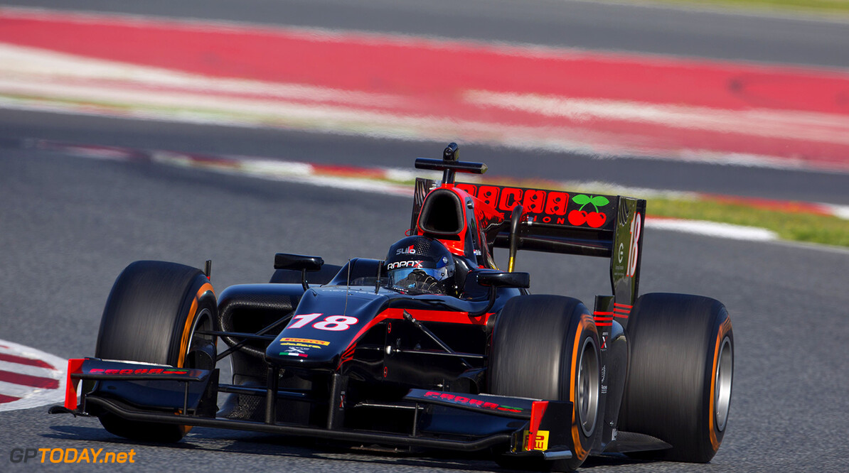 Circuit de Barcelona Catalunya, Barcelona, Spain.