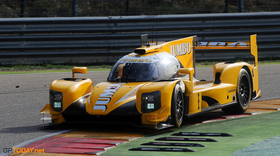 Waardevolle testdag voor Racing Team Nederland