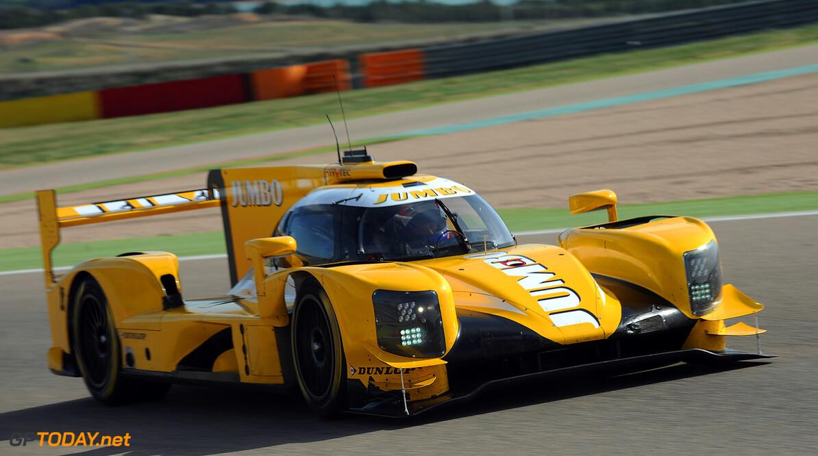 Racing Team Nederland heeft eerste test met nieuwe Oreca afgelegd
