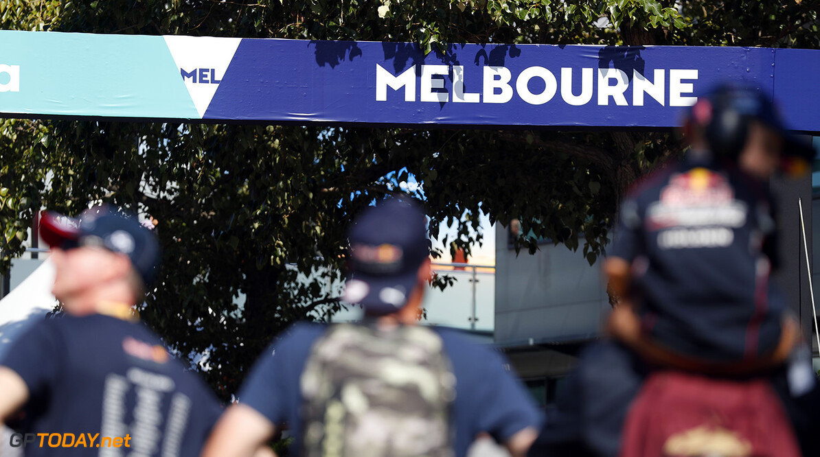 Albert Park, Melbourne, Australia. Thursday 23 March 2017. World Copyright: Sam Bloxham/LAT Images ref: Digital Image _J6I0951      f1 formula 1 formula one gp grand prix