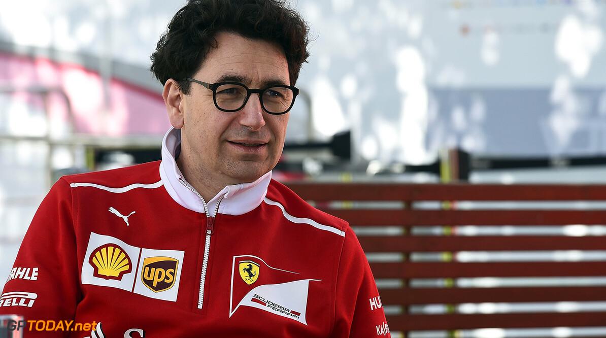 Could Binotto replace  Arrivabene as Ferrari boss?