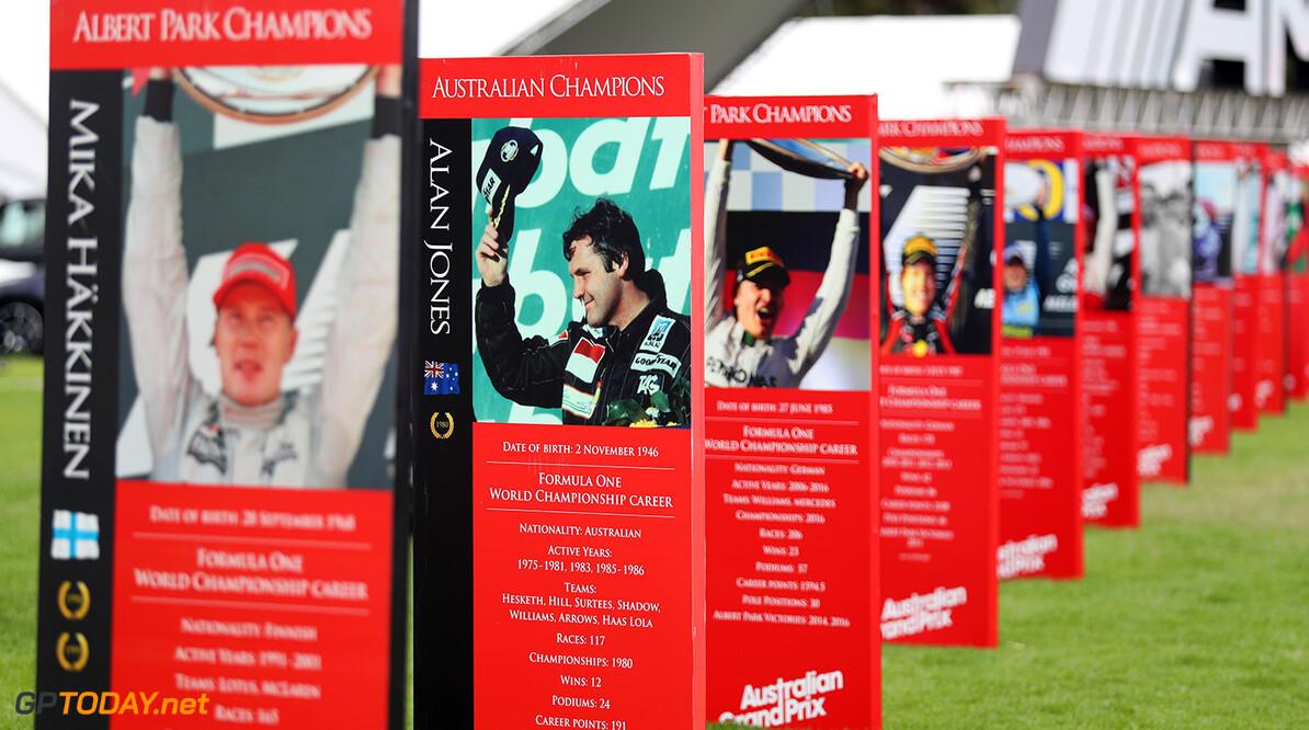 Paddockpassen liggen klaar voor oud F1-coureurs