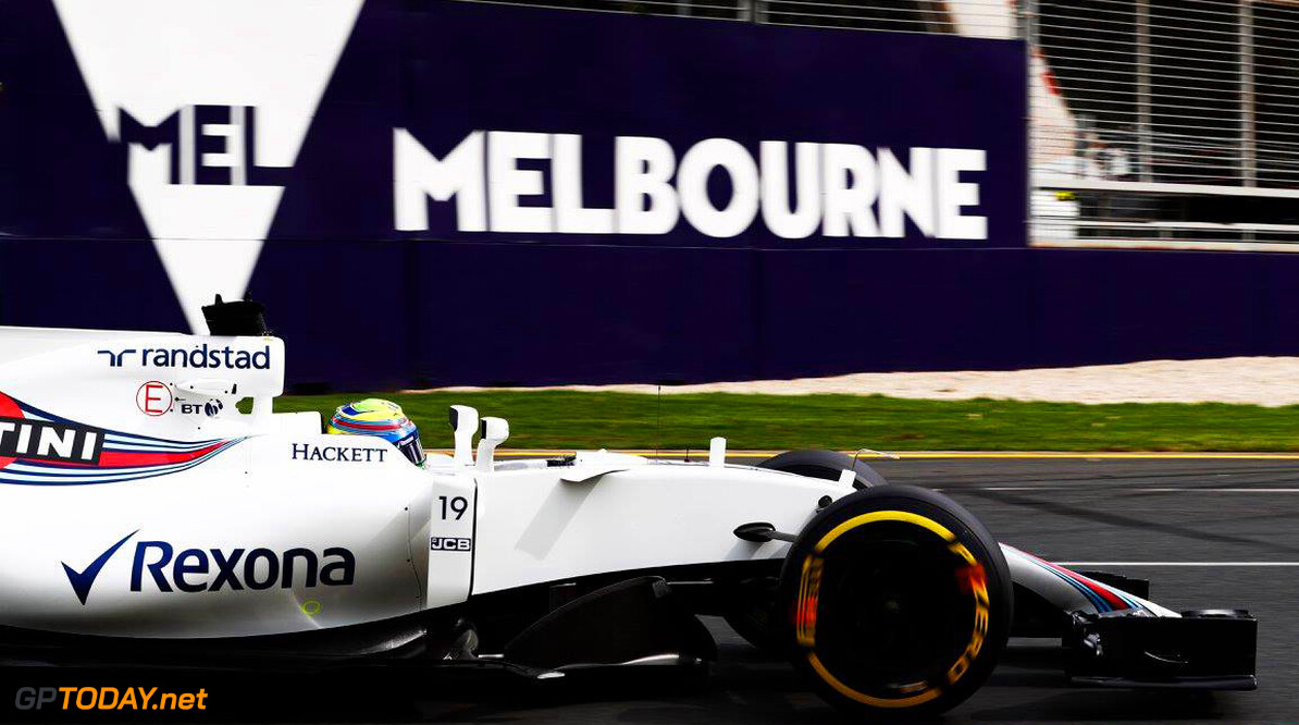 Elektrisch probleem bracht Felipe Massa tot stilstand