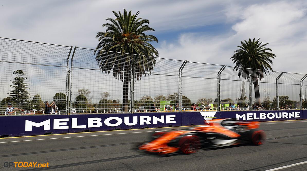 Albert Park, Melbourne, Australia. Friday 24 March 2017. World Copyright: Sam Bloxham/LAT Images ref: Digital Image _W6I1446      f1 formula 1 formula one gp grand prix