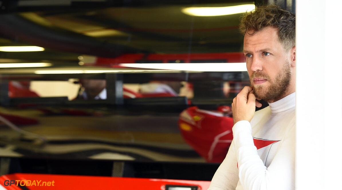 Sebastian Vettel not thinking about F1 retirement