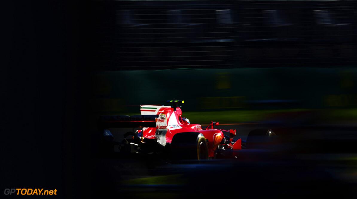 Albert Park, Melbourne, Australia. Sunday 26 March 2017. World Copyright: Sam Bloxham/LAT Images ref: Digital Image _J6I4837      f1 formula 1 formula one gp grand prix