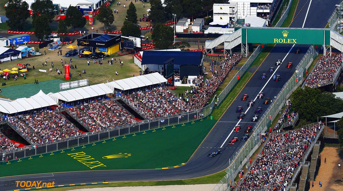 Albert Park, Melbourne, Australia. Sunday 26 March 2017. World Copyright: Sam Bloxham/LAT Images ref: Digital Image _W6I4050      f1 formula 1 formula one gp grand prix