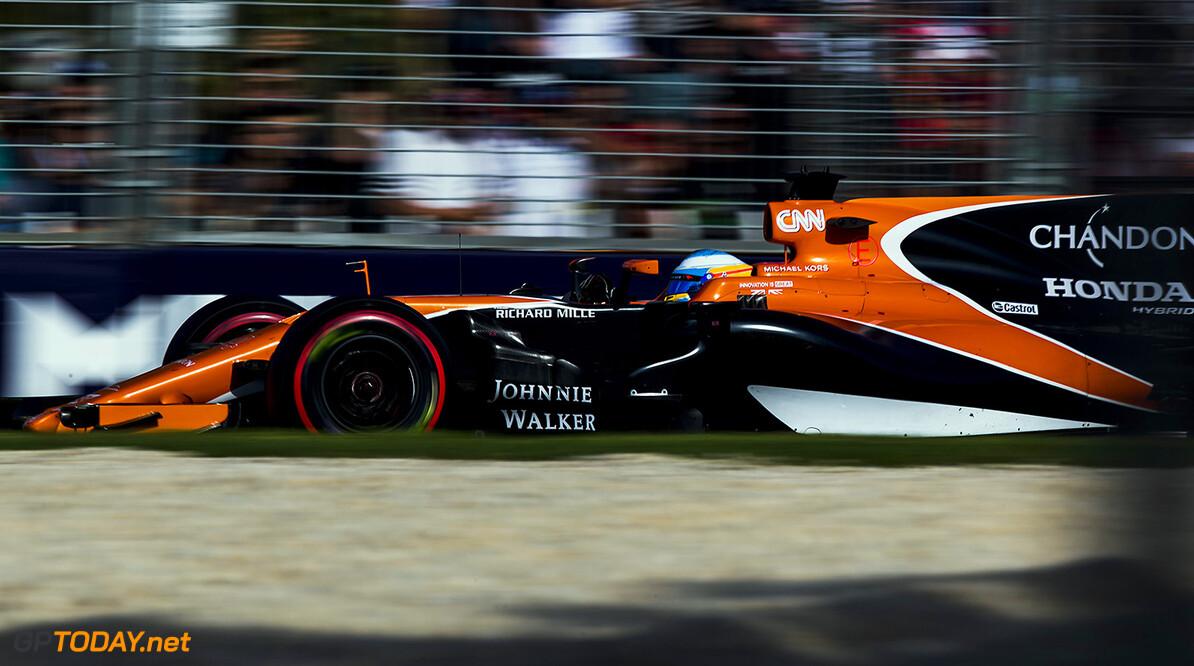 Albert Park, Melbourne, Australia. Sunday 26 March 2017. Fernando Alonso, McLaren MCL32 Honda. World Copyright: Sam Bloxham/McLaren. Ref: Digital Image _94I1510 2  Zak Mauger    f1 formula 1 formula one Formula Australian GP Grand Prix Action