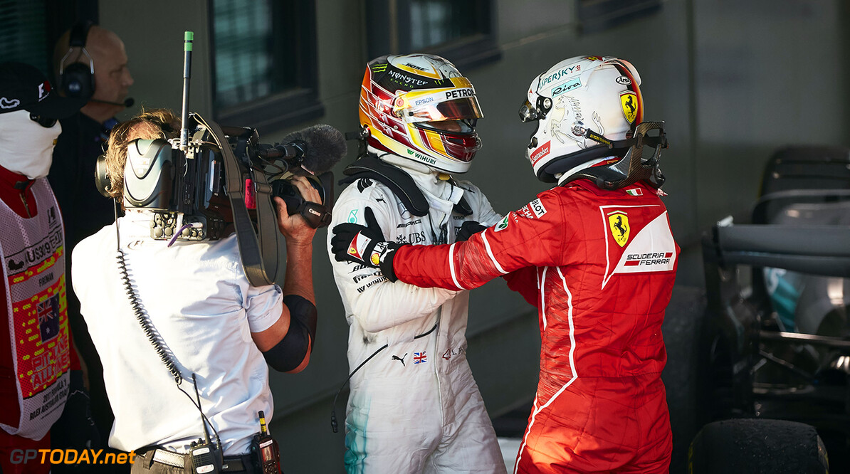 Berger expects Hamilton-Vettel duel to resume in 2018