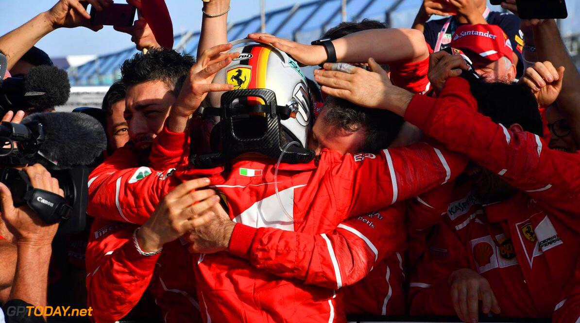 Ferrari heeft deze winter reuzensprong gemaakt