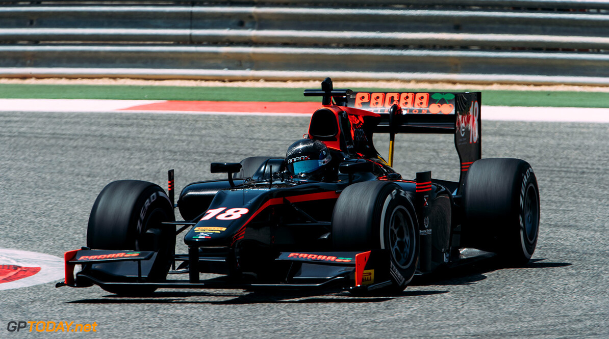 De Vries tops morning session in Bahrain