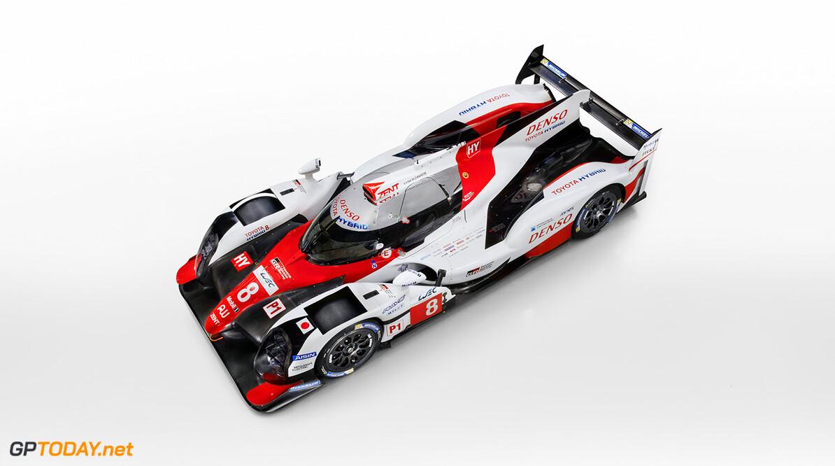 Toyota unveil 2017 LMP1 entry