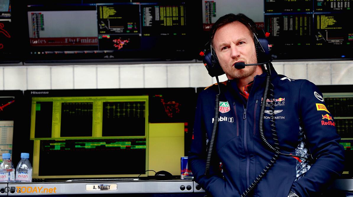 """Horner: """"Ferrari liet Raikkonen bungelen in China"""""""