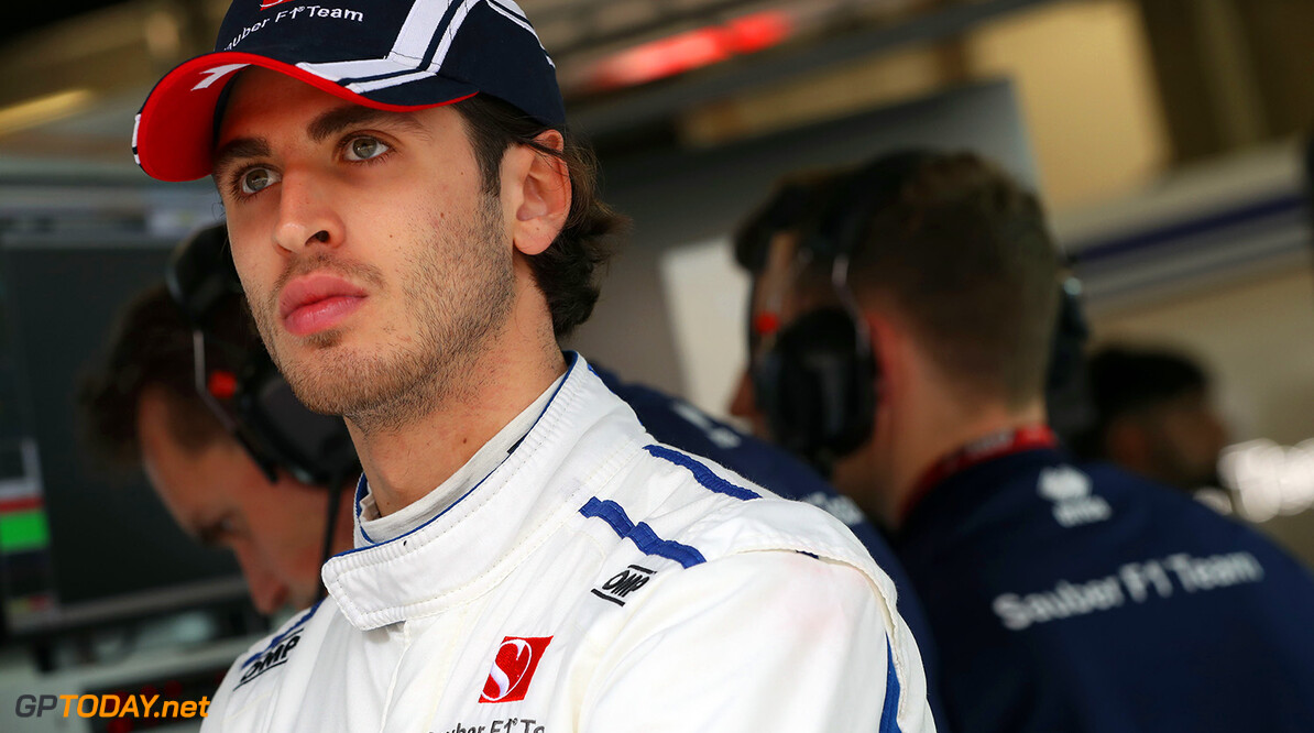 Giovinazzi handed six FP1 outings in 2018