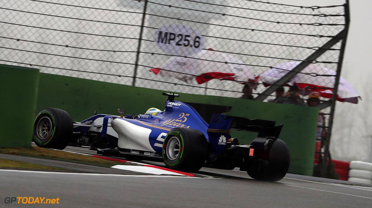 Chinese GP Friday 07/04/17 Marcus Ericsson (SWE), Sauber F1 Team.  Shanghai International Circuit.  Chinese GP Friday 07/04/17 Jad Sherif                       Shanghai China  F1 Formula 1 One 2017 action Ericsson Sauber