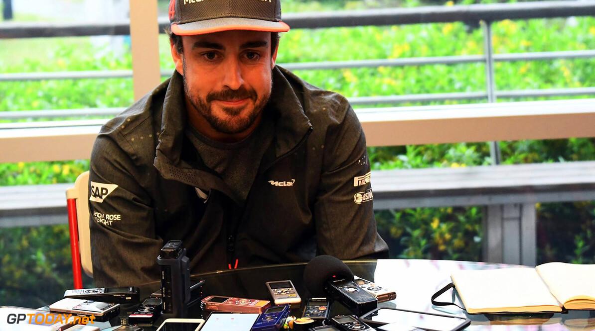 Alonso gaat gebukt onder gebrek aan overwinningen