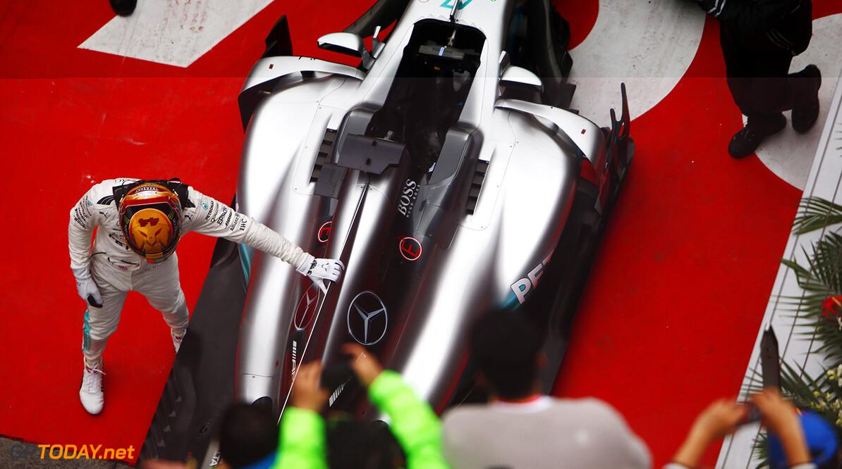 Shanghai International Circuit, Shanghai, China.  Sunday 09 April 2017. World Copyright: Andy Hone/LAT Images ref: Digital Image _ONZ6440      f1, formula 1, formula one, gp, grand prix,