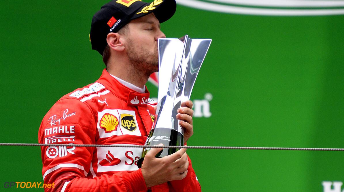 Inhaalactie Vettel genomineerd voor een FIA-award