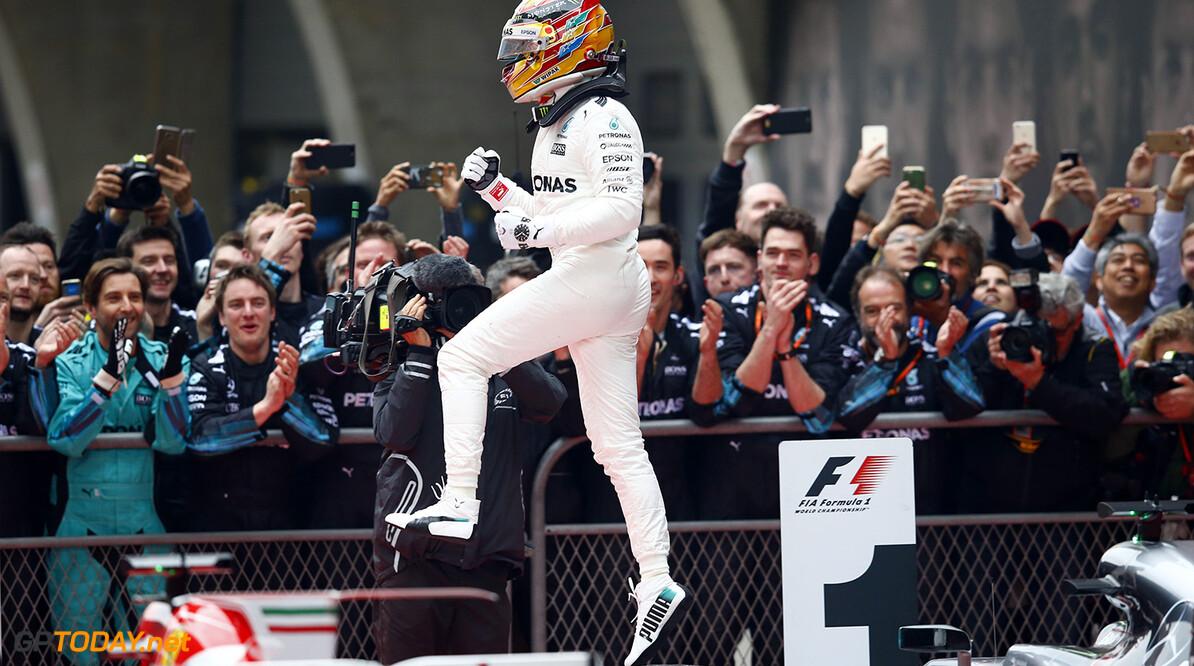 """Hamilton: """"Ik kan besluiten om te stoppen na dit jaar"""""""
