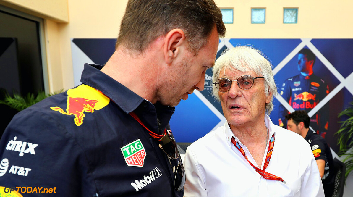 """Ecclestone: """"Formule 1 nu gerund als een Starbucks"""""""