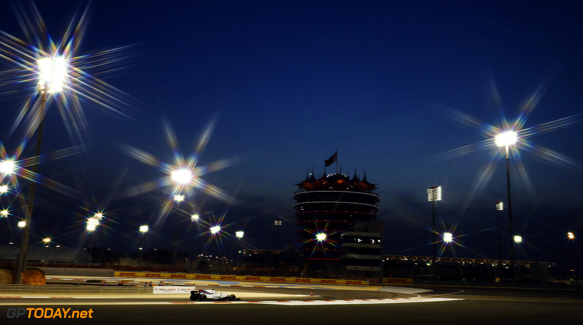 Bahrain International Circuit, Sakhir, Bahrain.  Friday 14 April 2017. World Copyright: Steven Tee/LAT Images ref: Digital Image _R3I6801  Steven Tee    f1 formula 1 formula one gp grand prix