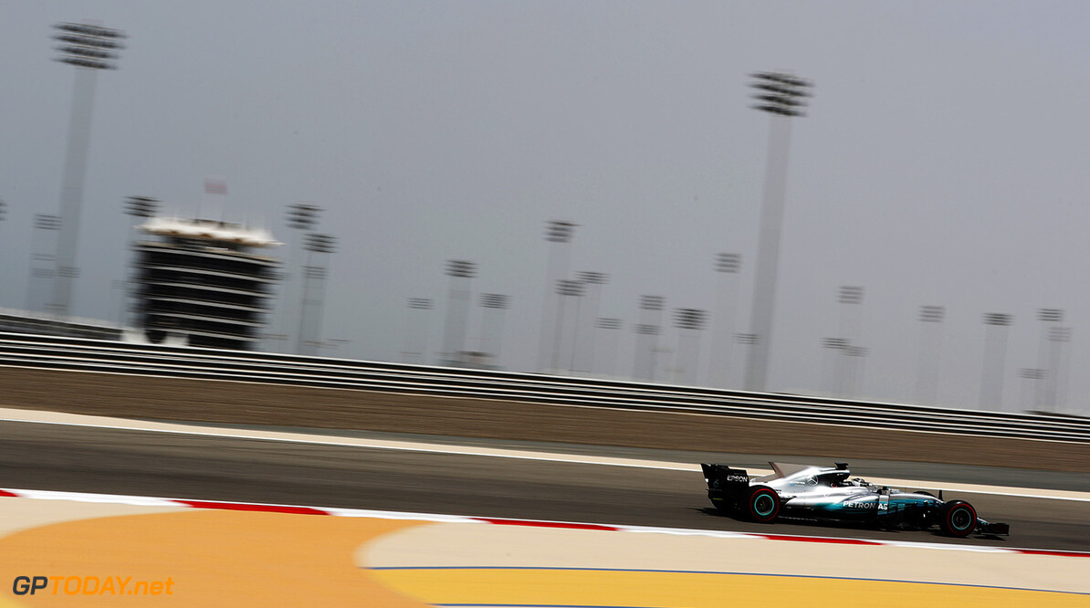 Bahrain International Circuit, Sakhir, Bahrain.  Wednesday 19 April 2017. World Copyright: Glenn Dunbar/LAT Images ref: Digital Image _X4I4251  Glenn Dunbar    f1 formula 1 formula one test