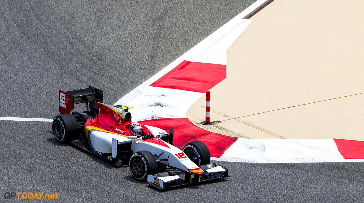 2017 FIA Formula 2 Round 1.