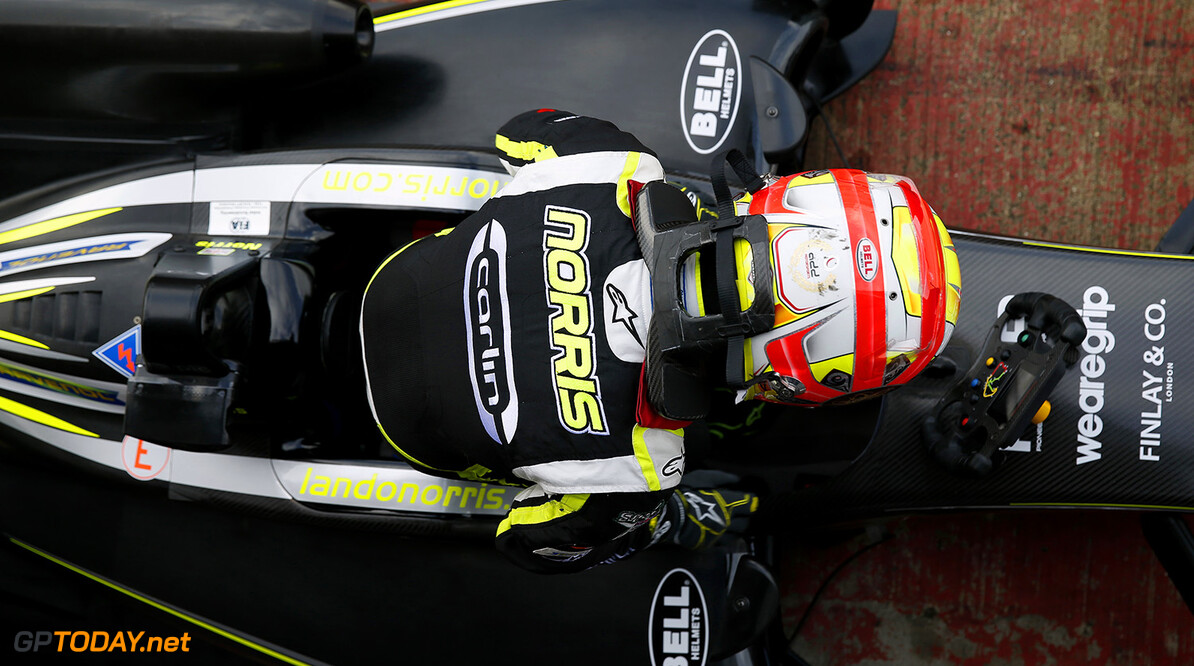 Lando Norris comes out on top at the Norisring