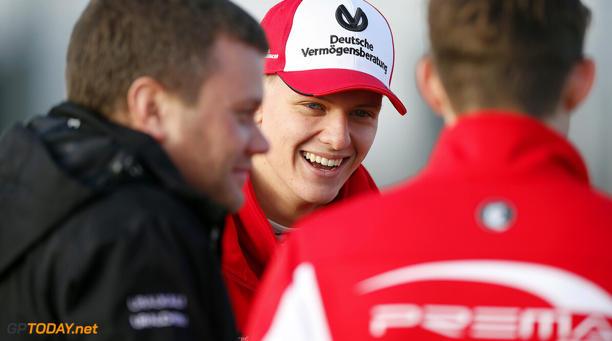 """Baldisserri: """"Mick Schumacher lijkt enorm op zijn vader"""""""